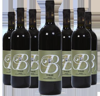 Syrah Terre Siciliane Vini Beneventano Del Bosco
